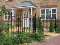 Town House Garden Design and Planting by Hugh Frost Garden Design